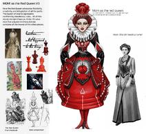 Mother Red Queen