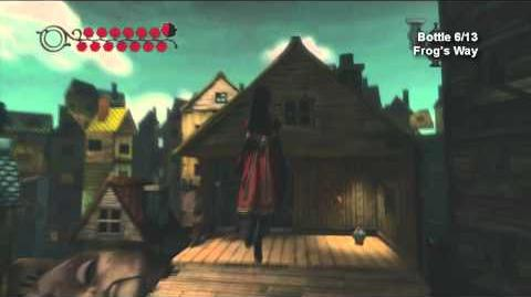 Alice Madness Returns Chapter 5 Bottle locations walkthrough
