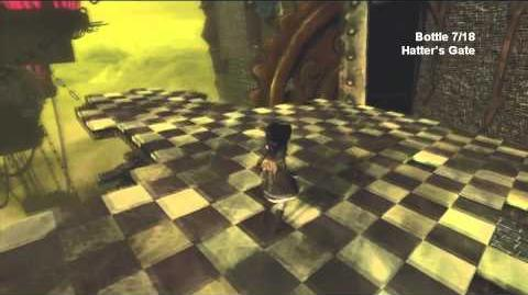 Alice Madness Returns Chapter 1 Bottle locations walkthrough