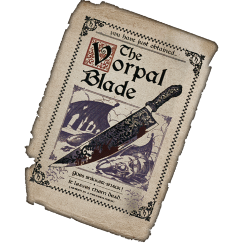 File:Vorpal Blade poster icon.png