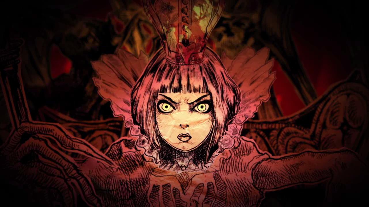 Alice Madness Returns Walkthrough Chapter 2 queen of hearts   alice wiki   fandom