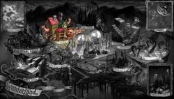 Dollhouse map