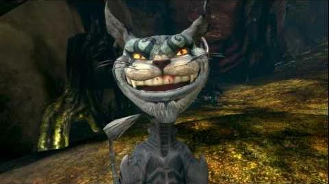 Alice Madness Returns Cheshire Cat Quotes