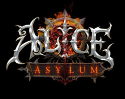 Alice Asylum 2nd logo