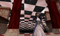 Checkmate in Red - Alice