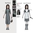 Asylum dress concept