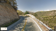California Harris Grade Road NB 32