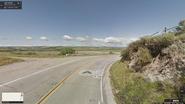 California Harris Grade Road NB 45