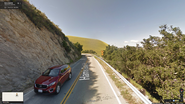 California Harris Grade Road NB 36