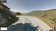California Harris Grade Road NB 34