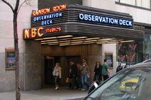 NBC Studios entrance 2