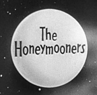 The Honeymooners title screen