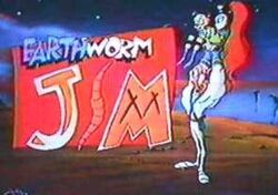 Earthworm Jim title