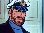 Captain-fathom