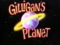 Gilligans Planet title card