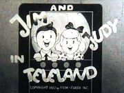 Jim and judy in teleland