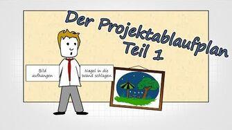 Folge 11 - Der Projektablaufplan (Teil1) - den fachlichen Ablauf festlegen