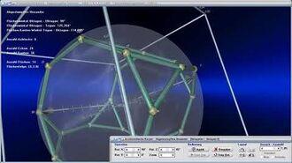 Archimedische Körper in MathProf 5.0