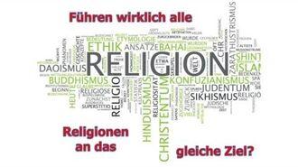 Führen wirklich alle Religionen an das gleiche Ziel? - Dr. Roger Liebi