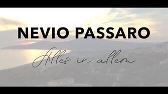 Nevio Passaro - Alles in allem (Official Music Video)
