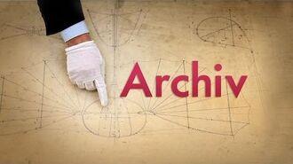 Das Archiv des Deutschen Museums