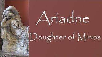 Greek Mythology Story of Ariadne