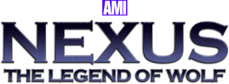 Nexus The Legend of Wolf logo png