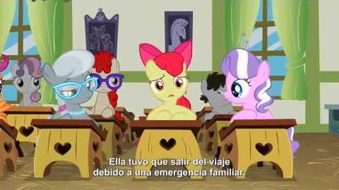 Friendship Is Magic Capitulo 38 Dia de Apreciacion Familiar Sub-Español