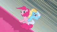 320px-Pinkie Pie with fillies