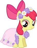 Damita de hono apple bloom