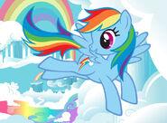My Little Pony Friendship is Magic Rainbow Dash