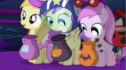 My Little Pony Temporada 2 Cap. 4 Español Latino