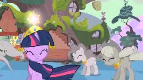 My Little Pony, la magia de la amistad - Episodio 2 T2 - Español Latino