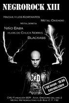Negrorock XIII