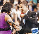 FocaMonje Obama