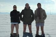 Tres locos sin pantalones
