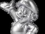 Silver Mario (Super Mario)