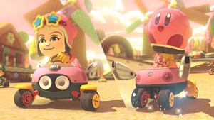 MK8 Kirby