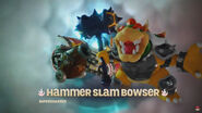 Bowser Elemental Moment