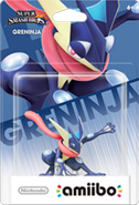 Packaging greninja