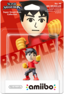 Mii Brawler Package