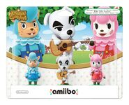 Animal Crossing 3pack