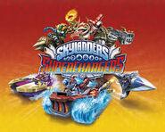 Skylanders SuperChargers Boxart