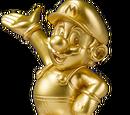 Gold Mario (Super Mario)