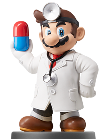 Dr Mario Amiibo Wiki Fandom