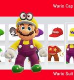 Mario amiibocostume wario