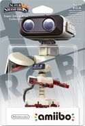 Famicom R.O.B. Packaging EU