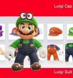 Mario amiibocostume luigi