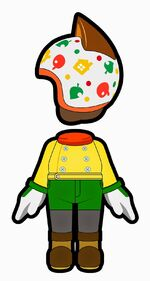MK8 Animal Crossing Suit