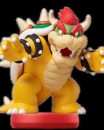 Bowser Super Mario Amiibo Wiki Fandom